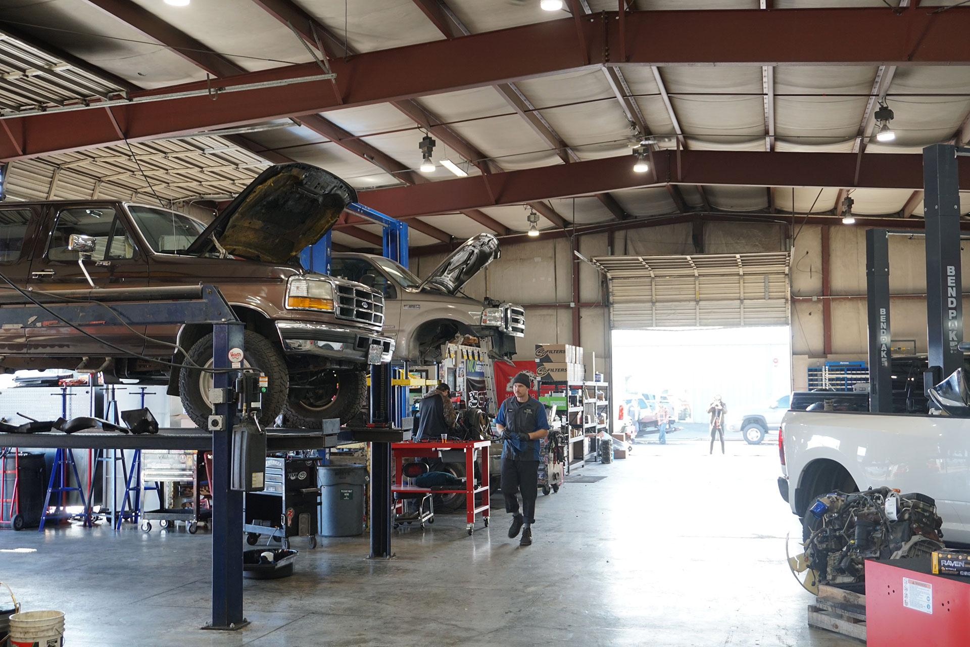 Diesel Repair & Diagnostics